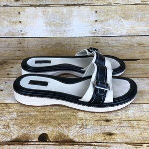 L.L. Bean Casual Slip On Sandals